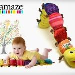 หนอนเสริมพัฒนาการ Lamaze