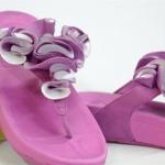 รองเท้า Fitflop Frou Princess สีม่วง No.F0111