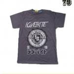 เสื้อยืดชาย Lovebite Size L - L.V.B