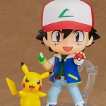 **พร้อมส่ง** Nendoroid Ash & Pikachu