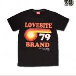 เสื้อยืดชาย Lovebite Size M - Lovebite 79 Brand
