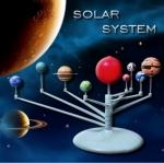 DIY 3D Planetarium ระบายสีดวงดาว (5Y+)