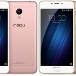 Meizu M3s 16GB RAM 2GB สแกนนิ้วได้ เพิ่มเมมได้ แบตทนมาก