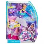 พร้อมส่งตุ๊กตาบาร์บี้ของแท้ Barbie Star Light Adventure Hoverboard มีเสียง มีไฟ ส่งฟรี