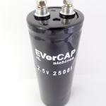 Super Capacitor 2500F 2.5V