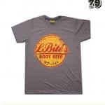 เสื้อยืดชาย Lovebite Size L - Root Beer