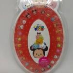 ชุดเล็บปลอมลายการ์ตูน งาน Disney T-Sum (แดง)