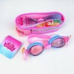 แว่นว่ายน้ำสำหรับเด็กลาย Princess