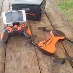 HC628 NEW MINI SELFIE DRONE