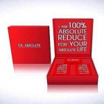 100% Absolute Reduce 1 กล่อง