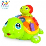 Huile Toys Parents child turtle