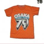 เสื้อยืดชาย Lovebite Size M - Osaka 79