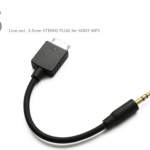 FiiO L5 สาย Dock สำหรับ Sony