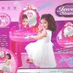 โต๊ะแป้ง+เปียโน 2 in 1 beautiful princess ส่งฟรีพัสดุไปรษณีย์
