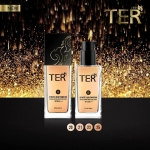 TER UV MATTE LIQUID FOUNDATION EXTRA CONTROL MOISTURIZER EXTRACT SPF 50 PA+++ .