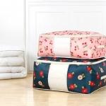 กระเป๋าใส่ผ้าห่ม ผ้านวม และเสื้อผ้าต่างๆ กันน้ำ ป้องกันฝุ่น กันเปื้อน (มี 3 ขนาด)