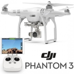 DJI Phantom 3 Advance Drone (FULL HD)+กระเป๋า