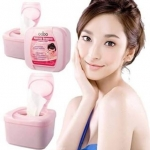 Odbo Makeup Remover Cleansing Wipes บรรจุ 100 แผ่น ทิชชู่ เช็ดเครื่องสำอางค์