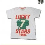 เสื้อยืดชาย Lovebite Size L - Lucky 7