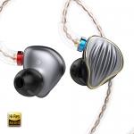 ขาย FiiO FH5 หูฟัง hybrid 4 ไดร์เวอร์ (3BAs+1DD) ระดับ Hi-Res ถอดสายได้
