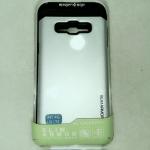 เคส Samsung Galaxy A8 Spigen Armor สีเงินดำ