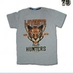 เสื้อยืดชาย Lovebite Size XL - Lion Hunter