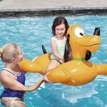 """แพหมาพลูโต เอาไปลอยสระน้ำลอยทะเลถ่ายรูปเก๋ๆกันค่ะ ขนาด 1.17m*1.07m//46*42"""""""