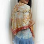 Areya X Vatanika brand@ ผ้าพันคอ