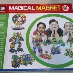 Magical Magnet จำนวน 198 ชิ้น ของเล่นที่เด็กทุกคนชื่นชอบมัน Magic จริงๆค่ะ