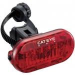 CAT EYE ไฟท้ายกระพริบแคทอาย OMNI 3, TL-LD135-R, สีแดง