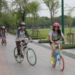 ปั่นจักรยานประโยชน์ที่ได้รับ