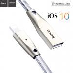 ► สายชาร์จ HOCO U9 Cable 120 cm. สำหรับ iPhone iPad งานแท้จาก HOCO Thailand