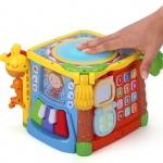กล่องเรียนรู้กิจกรรม5ด้าน Goodway toys เล่นได้ 12 อย่าง ส่งฟรี