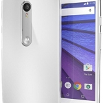Cimo Soft Case for Motorola Moto X Style / Pure Edition - Frosted Clear