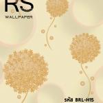วอลเปเปอร์ ลายดอกไม้ No. BRL-H15