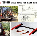 ALAGA : YT8068 BIKE RACK
