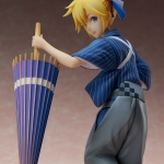 Pre-order Kagamine Len ~Hanairogoromo~ 1/8 PVC Figure