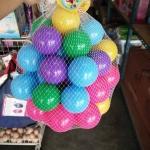 ลูกบอล 50 ลูก 2.8 นิ้ว ยี่ห้อ Apextoys