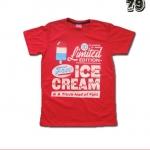 เสื้อยืดชาย Lovebite Size M - Ice Cream