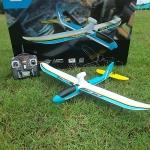 YT-101 SkyKing เครื่องบินบังคับพลังสูง