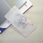 เคส Galaxy A7 Tpu นิ่มพิมพ์ลาย