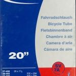 ยางใน Schwalbe 20x1 1/8-1 3/8 (451) SV7A จุ๊บเล็ก