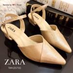 รอวเท้าสไตล์ แบรนด์ ZARA ทรงสวย
