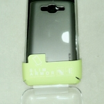 เคส Samsung Galaxy J5 Spigen Armor สีเงินดำ