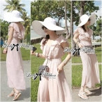 Lady Ribbon's Made Lady Juliette Sweet Glamorous Jumpsuit