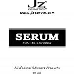 Jz ' เจซี เซรั่ม (น้ำ) อ่อนโยน บางเบา ดูแลบำรุงทุกปัญหาผิว ด้วยโปรตีน วิตามิน สารแอคทีฟกว่า30ชนิด