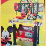 ชุดเครื่องมือช่าง Mickey Mouse สว่านหมุนได้จริงๆ ส่งฟรี