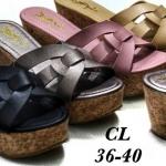 รองเท้าส้นเตารีดแฟชั่น ไซส์ 36-40