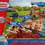 รถไฟ Thomas and friends Misty Island rescue adventure ส่งฟรี