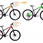จักรยานเสือภูเขา FAST รุ่น X2.1 ล้อ 27.5 27 เกียร์